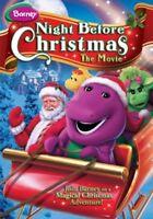 Barney: Night Before Christmas (DVD,1999)