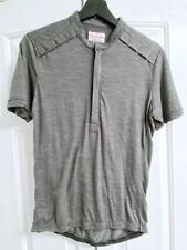 Giro Cycling Shirt Short Sleeve Xl 100% Polyester Squadra Zip Pullover 3 Pockets