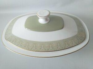 Royal Doulton Sonnet H5012 large lidded serving dish 28.5 X21.5cm 14cm high..