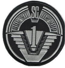 Stargate SG1 ecusson brodé équipe SG1 2nd version stargate SG1 team patch