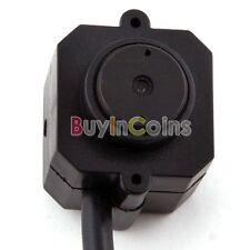 Mini Wired Color CCTV Video Audio Secruity Camera SACA