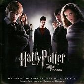 Harry Potter and the Order of the Phoenix (Original Soundtrack) (CD, 2007)