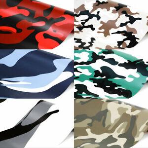 Camo Urban Vinyl Wrap - Car Sticker Decal Film - Bubble Free Camouflage