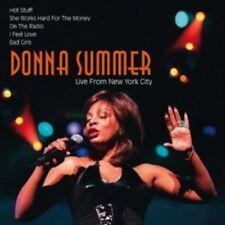 DONNA SUMMER - LIVE FROM NEW YORK CITY  VINYL LP NEW!