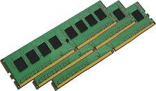 NEW 24GB (3x8GB) Memory PC4-19200 LONGDIMM For DESKTOP PC DDR4-2400MHz