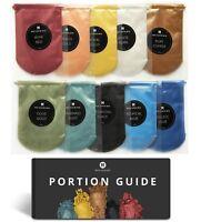 MEYSPRING 2Tone Collection Mica Powder Set - Epoxy Resin Color Pigment Resin Dye