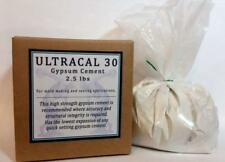 2.5 lbs ULTRACAL 30 Gypsum Cement - Plaster - For Mold Making and Casting by USG