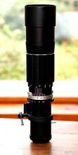 Soligor f400mm Super Téléobjectif 1:6 .3 Prime Lens
