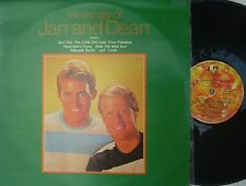 Jan & Dean ORIG OZ LP Very best of NM United Artists Surf Rock Pop