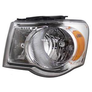 Headlight Assembly for 07-09 Chrysler Aspen Drivers Headlamp Housing 55078021AI