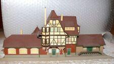 K40 Vollmer 3510 Bahnhof Neuffen gebaut