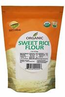 McCabe Organic Sweet Rice Flour, 1 lb (16 oz)