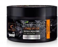 BIELENDA CARBO DETOX BLACK COAL HAIR conditioning Mask 300 ml