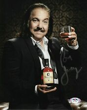 RON JEREMY LEGENDARY PORN STAR SIGNED AUTHENTIC 8x10 PHOTO PSA CERT