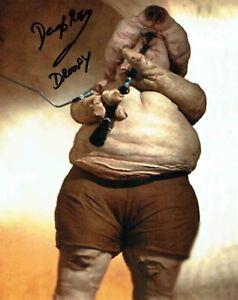 Deep ROY SIGNED Autograph 10x8 Photo AFTAL COA Droopy McCOOL Star Wars