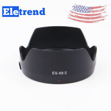 US SHIP ES-68 II Bayonet Mount Flower Lens Hood For Canon EF 50mm f/1.8 STM Lens