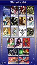 WORLD OF FANTASY COLLECTOR CARDS LIMITED SET BASE TRADING CARDS