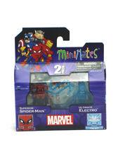 Marvel Minimates Superior Spider-Man & Ultimate Electro TRU Series 17 Toys-R-Us