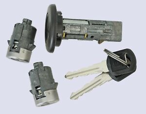 Hummer H2 BASE 2003-2007 Ignition with 2 door locks and 2 Keys-NEW