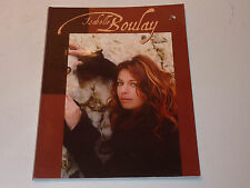 BOULAY isabelle I.D MUSIC EMF 100099 piano VOCAL PARTITION sheet music SONGBOOK
