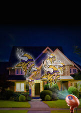 Minnesota Vikings NFL House Projection Light Indoor/Outdoor Use FREE SHIP!