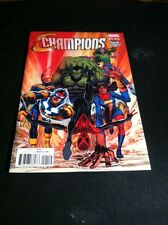 CHAMPIONS  #1  LOCAL COMIC SHOP DAY  EXCLUSIVE SEE MY OTHERS!