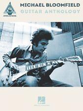 Michael Bloomfield Guitar Anthology Sheet Music Guitar Tablature Book  000148544