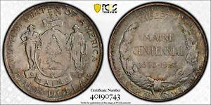 1920 Maine graded MS65 by PCGS Pretty Tonel!