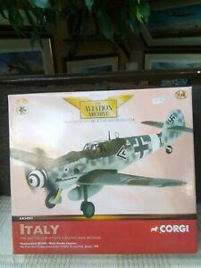 corgi 1/32 Messerschmitt bf109G maj franz gotz January 1944