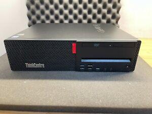 Lenovo ThinkCentre M720s, i5-8400 @2.80GHz, 16GB PC4 Ram, 960GB SSD, Win 10