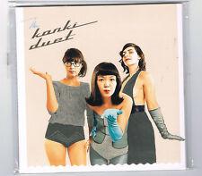 THE KONKI DUET - LET'S BONAPPÉTONS -  2011 - 11 TITRES - ELECTRO-POP