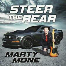 MARTY MONE STEER THE REAR CD ALBUM - NEW RELEASE JULY 2018