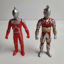 "Bandai 2006 Ultraman Ace & Ultraseven Figure 5"" Lot of 2"