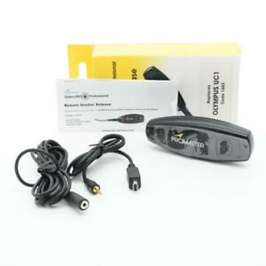 Promaster Remote Shutter Release (Code 1803, Replaces Olympus UC1)