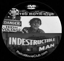 Indestructible Man (1956) Crime, Horror, Sci-Fi Movie Dvd