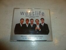 WESTLIFE - What Makes A Man - Deleted 2000 UK [Part 1] 3-track CD single