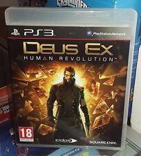 Deus Ex Human Revolution PS3 USATO ITA
