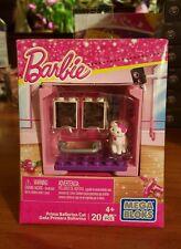 Mega Bloks Barbie Prima Ballerina Cat