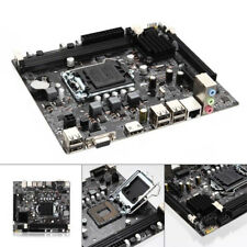 NEW. for Intel H61 Socket LGA 1155 MicroATX Computer Motherboard DDR3 Mainboard
