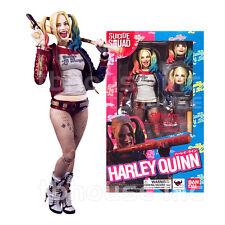 HARLEY QUINN figure SUICIDE SQUAD version S.H. FIGUARTS batman DC COMICS BANDAI