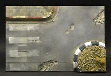 DioDump DD125-B Roundabout street (small) 1:35 scale resin diorama base