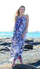 Dry-clean Only Maxi Dresses for Women with Drawstring