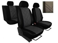 Universal Eco-Leather Full Set Car Seat Covers DAIHATSU CUORE, MATERIA, SIRION