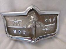 1952 DeSoto Hood Emblem