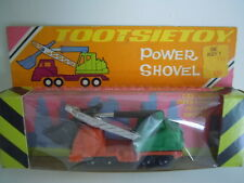 SUPER RARE NEW IN PACKAGE VINTAGE TOOTSIETOY CAB WITH OPERATING POWER SHOVEL L3