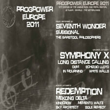Progpower Festival - Progpower 2011 T-Shirt-XL #121554 - XL