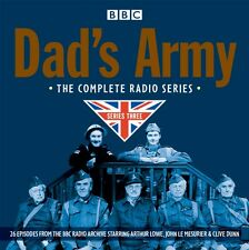 Dad's Army: Complete Radio Series 3 (Audio CD), Perry, Jimmy, Cro. 9781785290671