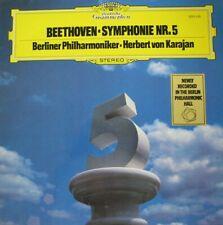 BERLINER PHILHARMONIKER - HERBERT VON KARAJAN - BEETHOVEN - LP