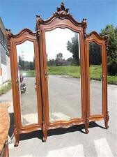 BEAUTIFUL VICTORIAN ARMOIRE -  BEDROOM SET ARMOIRE - ITALIAN ANTIQUES -14IT048A
