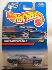 1998 Hotwheels Mustang Mach 1 #1105 1/64 scale diecast 1998